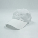 MA-1 SNAKE BALL CAP WHITE