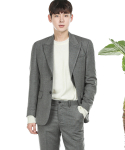 모던아론() MODERN ARON : Modern Natural Suit Blazer Gray