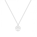 TOU coin necklace l