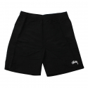 스투시() [스투시] STOCK ELASTIC WAIST SHORT II (BLACK) [113093-BLAC]