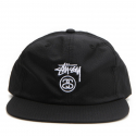 스투시() [스투시] STOCK LOCK HONEYCOMB STRAPBACK [131685-BLAC]
