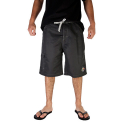 THE HUNDREDS Carve Boardshort BLACK