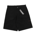 더헌드레드(THE HUNDREDS) THE HUNDREDS SOLID SHORTS BLACK