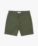 해브 어 굿 타임(HAVE A GOOD TIME) Chino Shorts - Olive