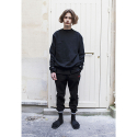 레숑멍트(RATIONNEMENT) Apparel Seoul Sweat Pants - Black