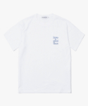 해브 어 굿 타임(HAVE A GOOD TIME) 3D Logo S/S Tee - White