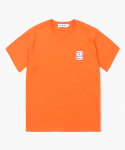 해브 어 굿 타임(HAVE A GOOD TIME) Mini Frame S/S Tee - Orange
