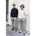 Apparel Seoul Sweat Pants - Grey