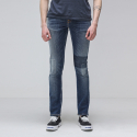 누디진() [NUDIE JEANS] Long John Clean Patches 112400