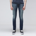 누디진() [NUDIE JEANS] Lean Dean Slow Worn 112416
