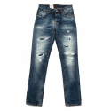 누디진() [NUDIE JEANS] Grim Tim David Replica 112375