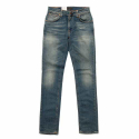 누디진() [NUDIE JEANS] Thin Finn Navy Blaze 112414