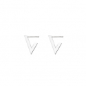 베리송크(VARISONC) Double V earrings