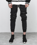 디프리크(D.PRIQUE) COATED JOGGER PANTS