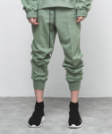 디프리크(D.PRIQUE) SWEAT JOGGER PANTS-MINT GREEN