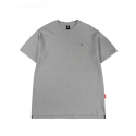 캉골(KANGOL) Square Neck Oversized Short Sleeves T 2553 Grey