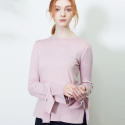 룩캐스트(lookast) PINK RIBBON KNIT