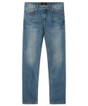 M#1272 seagreen conemills washed jeans
