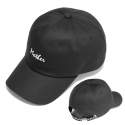[SKAMP] Mother BallCap (Black)