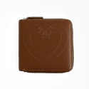 비피비(BPB) Klover Stitch Wallet_Brown