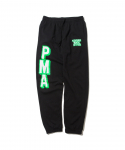 플레져스(PLEASURES) PLEASURES / MENTAL ATTITUDE SWEAT PANTS / BLACK