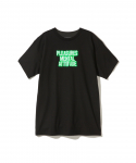 플레져스(PLEASURES) PLEASURES / MENTAL ATTITUDE TEE / BLACK