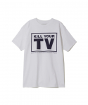 플레져스(PLEASURES) PLEASURES / TV TEE / WHITE