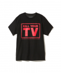 플레져스(PLEASURES) PLEASURES / TV TEE / BLACK