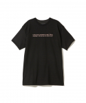 플레져스(PLEASURES) PLEASURES / PUNCHLINE TEE / BLACK
