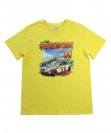 예스아이씨(YESEYESEE) Y.E.S Racing Tee yellow