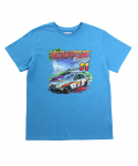 예스아이씨(YESEYESEE) Y.E.S Racing Tee Skyblue
