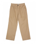 Y-Wide Pants Beige