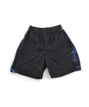 Zip Shorts Black