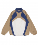 Track Jacket Beige/Blue