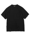 유니폼브릿지() 10s heavyweight watch pocket tee black