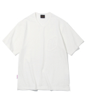 유니폼브릿지() 10s heavyweight v neck watch pocket tee off white