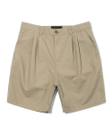 유니폼브릿지(uniformbridge) rip stop short pants beige