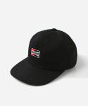 커버낫(COVERNAT) SIGN LOGO B.B CAP BLACK