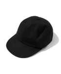 유니폼브릿지(uniformbridge) 17ss rip stop ball cap black