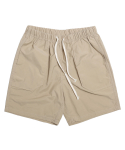 쟈니웨스트(jhonnywest) Summer Band Shorts (Beige)