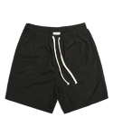 쟈니웨스트(jhonnywest) Summer Band Shorts (Black)
