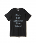 올드조(OLD JOE & CO) OLD JOE&CO / BILLBOARD PRINT T-SHIRTS(BLACK EYE SPECIALIST) / BLACK