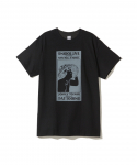OLD JOE&CO / BILLBOARD PRINT T-SHIRTS (JOHN A TOLMAN) / BLACK