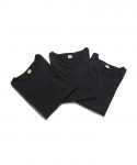 올드조(OLD JOE & CO) OLD JOE&CO / TUBE POCKET T-SHIRTS(CREWVROUND) 3 PACK / INK BLACK