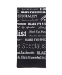 올드조(OLD JOE & CO) OLD JOE&CO / BILLBOARD PRINT BANDANA (BLACK EYE SPECIALIST) / BLACK