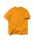 크리틱(CRITIC) ARCH LOGO POCKET TEE (YELLOW)_CMOEURS33UY2