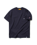 크리틱(CRITIC) ARCH LOGO POCKET TEE (NAVY)_CMOEURS33UN0