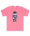 STREET LAYGOM TEE-PINK