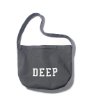 DEEP 2WAY BAG-GREY