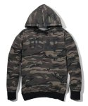 러기드하우스(RUGGED HOUSE) USAF CAMO HOODIES